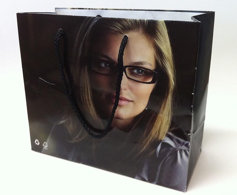 Impractical packaging design example