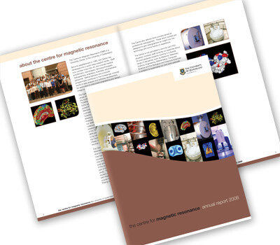 UQ annual report design