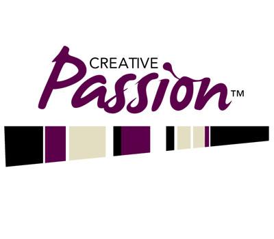 Creative Passion logo rebranded