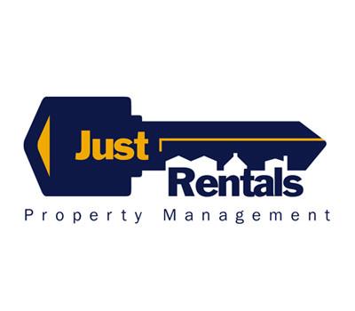 Just Rentals logo design