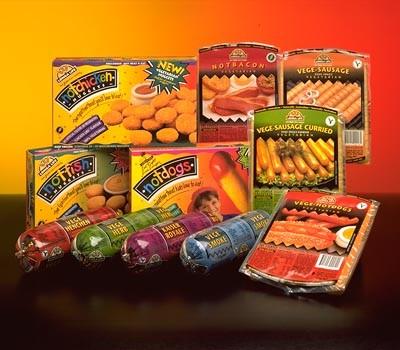 Longalife food range design