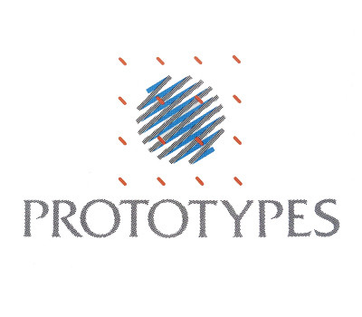 Prototypes design logo