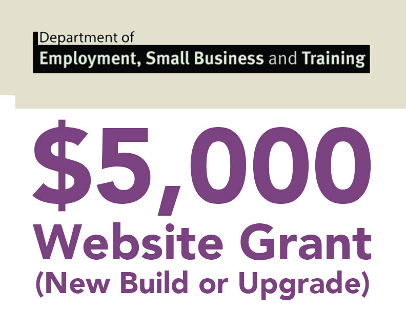 5K website grant